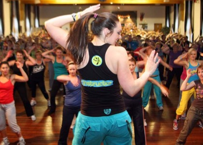Zumba – Latin Dance Party